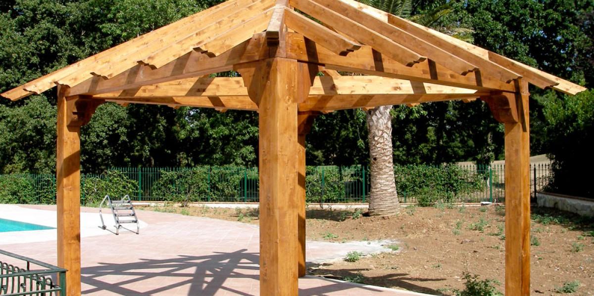gazebi morucci legno