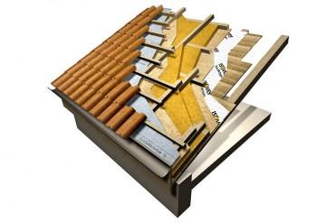 Materiali per copertura morucci legno for Tetto in legno dwg