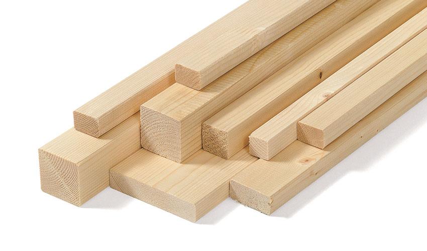 Carpenteria per edilizia